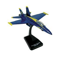 SMITHSONIAN InAir E-Z Build Model Kit - F-18 Hornet Blue Ang
