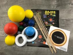 Solar System Model Kit  TEACHERS LEARNING KIT!!! 6 PACK STEM