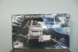 Revell Space Operations Center With Shuttle Model Kit NEW -