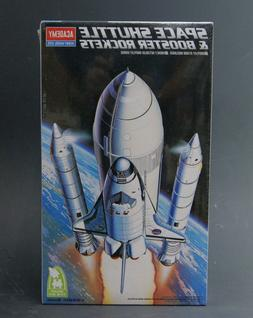 Academy Space Shuttle & Booster Rockets Model Kit No.1639 1/