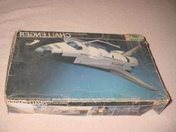 Revell Space Shuttle Challenger Enterprise Plastic Model Kit