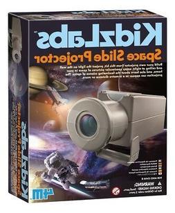 4M Space Slide Projector Hobby-Model-Spacecraft-Building-Kit