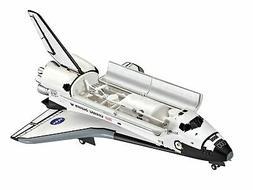 Spacecraft Model Kit Revell Space Shuttle Atlantis 1:144
