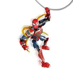 Spiderman Building Blocks Bricks Model Kit Toy