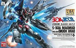 Bandai Spirits Gundam Age AGE-2 Dark Hound 1/144 HG Model Ki