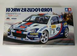 Tamiya Sport car series 1/24 Ford Focus RS WRC 2001 Model Ca