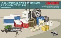 Meng SPS-014 1/35 Equipment for Modern US Military Vehicles