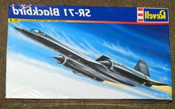 SR-71 Blackbird 1/72nd Scale Model Kit# 85-5810 from Revell