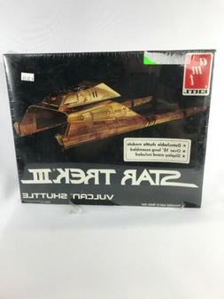 Star Trek III Vulcan Shuttle AMT ETRL Plastic Model Kit Unus