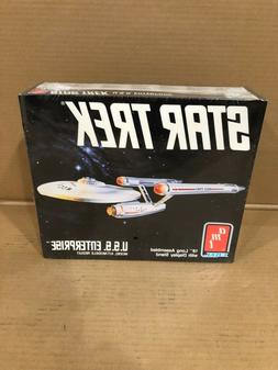 STAR TREK Original USS Enterprise Model Kit AMT Ertl #6676 N