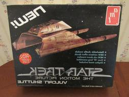 AMT-Star Trek the Motion Picture -Vulcan Shuttle 1979 Model