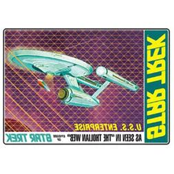 AMT Star Trek USS Enterprise Tholian Web Episode Edition 1/6
