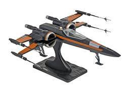 Revell STAR WARS 1/50 Poe's X-Wing Fighter 851825 SnapTite M