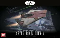 Bandai Star Wars A-Wing Starfighter 1/72 Scale Model Kit