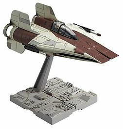 BANDAI STAR WARS A-WING STARFIGHTER  1:72 Scale