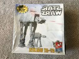 Star Wars AT-AT Walker Model Kit NEW Sealed HTF BY AMT