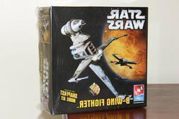 Star Wars B-Wing Fighter Model AMT ERTL Snap Model Kit 2005