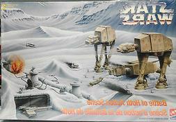 STAR WARS Battle of Hoth Action Scene Model Kit Skill Level