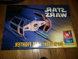 AMT Star Wars Darth Vader's TIE Fighter Sealed Model Kit 382
