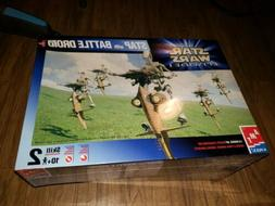 Amt Star Wars Episode 1 Stap With Battle Droid model kit sea