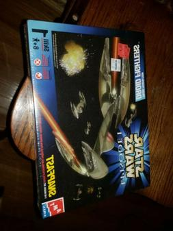 Amt Star Wars Episode 1 Trade Federation Droid Fighters seal