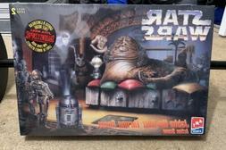 Star Wars AMT ERTL JABBA THE HUTT THRONE ROOOM Model Kit 826