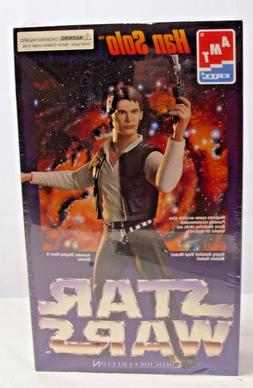 STAR WARS HAN SOLO FIGURE MODEL KIT COLLECTOR EDITION BOXED