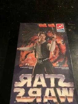 Star Wars Han Solo Vinyl Model Kit by AMT ERTL 1995 Sealed i