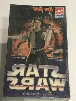 Star Wars Han Solo Vinyl Model Kit AMT ERTL New Sealed