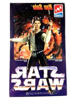 Star Wars Han Solo Vinyl Model Kit 1995 AMT ERTL Sealed Orig