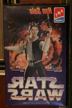Star Wars Han Solo Vinyl Model Kit by AMT Ertl