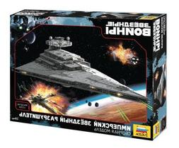 Star wars Imperial Star Destroyer Model 9057 + backlight kit
