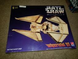 AMT Star Wars Limited Edition TIE Interceptor sealed model k