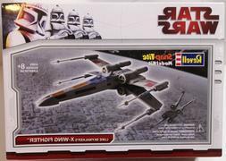 Revell Star Wars Luke Skywalker's X-Wing Fighter Model 85-18