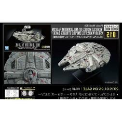 Bandai Star Wars Millennium Falcon Empire Strikes Back Mini
