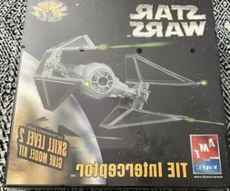 Star Wars Model Kit TIE Interceptor 38333 - AMT ERTL