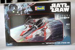 Star Wars Revell OBI WAN JEDI STARFIGHTER 03607 Plastic Mode