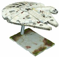 Star Wars Plastic Model Kit 1/144 MILLENNIUM FALCON The last
