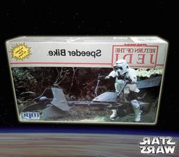 Star Wars Return of the Jedi SPEEDER BIKE w Scout Vintage 19