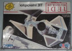 Star Wars Return of the Jedi TIE Interceptor Snap Model Kit