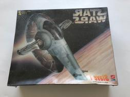 STAR WARS SLAVE 1 Model Kit 1995 AMT ERTL Sealed NIB #8768 S