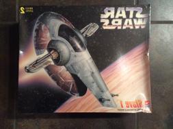 AMT Ertl  Star Wars Slave 1  Model Kit 1997