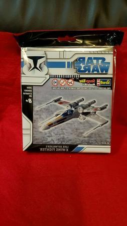 STAR WARS Revell SnapTite Luke Skywalker's X-WING Fighter Ki