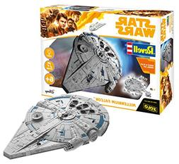 Revell Star Wars Solo Build & Play Model Kit with Sound & Li