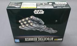 star wars vehicle model 014 blockade runner