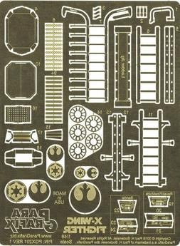 Star Wars - X-Wing Fighter Photoetch Set, for Revell/FineMol