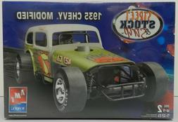 STOCK STREET MODIFIED EARLY 35 DIRT TRAC