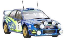 Subaru Impreza 2001  Wrc 2001 - 1:24 Cars - Tamiya