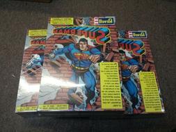 Superman Revell Model Kit New Sealed Re-release