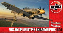 Airfix Supermarine Spitfire FR Mk.XIV 1:48 Plastic Model Air
